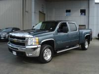 This 2008 Chevrolet Silverado 2500HD LTZ is offered to