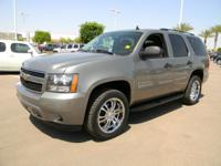 2008 CHEVROLET Tahoe The Chevy Tahoe has come a long
