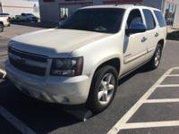 This 2008 Chevrolet Tahoe LTZ is offered to you for