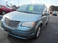 YEAR: 2008 MAKE: CHRYSLER MODEL: TOWN & COUNTRY Touring