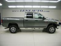 2008 DODGE RAM 2500 Four Wheel Drive, Tires - Front