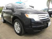 VERY POPULAR SUV, ONE OWNER, FULLY EQUIPED, Edge SE, 4D