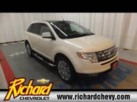 You will love driving this 4WD SUV! Plenty of room and