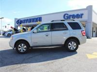 2008 Escape Limited 3.0L 4dr 4x4 Ford At Hyundai of