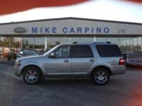 Options Included: N/A2008 Ford Expedition LIMITED, 4X4,