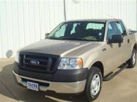 This 2008 Ford F-150 XL Truck features a 4.6L V8 FI