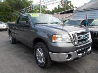 Options:  2008 Ford F150 4Wd Supercab Xlt 5