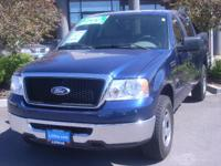 Options Included: N/ACrew cab Ford F150 ready to go at