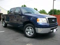 Up for sale is a very nice 2008 Ford F150 Crew Cab