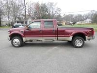 2008 Ford F450 Lariat This truck has 37,000 miles and