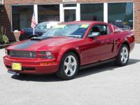 2008 Ford Mustang Deluxe*** Manual 43388 miles State