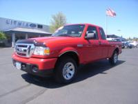 2008 Ford Ranger 2dr 4x2 Super Cab Styleside 6 ft. box