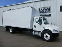 Excellent Running Box Truck With Only 66K Miles. Rear