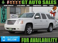 Year: 2008 Make: GMC Model: Yukon Denali Trim: XL AWD