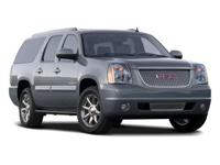 Outstanding design defines the 2008 GMC Yukon XL