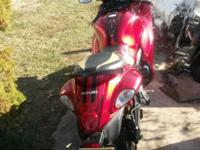 2008 hayabusa custom paint and seats and many other add