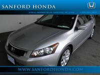 Accord EX 2.4 Honda Certified 4D Sedan 2.4L I4 DOHC