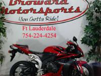 2008 Honda CBR600RR Has exaust been through our service