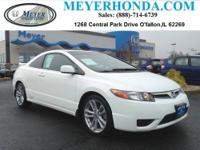 This 2008 Honda Civic Cpe is offered to you for sale by