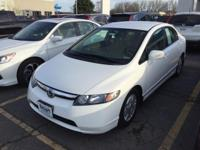 Smart Honda is excited to offer this 2008 Honda Civic