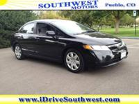 2008 Honda Civic Sdn Sedan LX Our Location is: