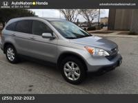 2008 hONDA CR-V EX-L with only 52K miles. Clean carfax|