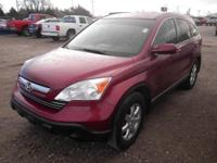 Looking for a clean, well-cared for 2008 Honda CR-V?