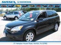 This 2008 Honda CR-V EXL NAVI is offered to you for