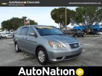 This 2008 Honda Odyssey EX-L is happily offered by