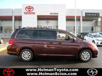 Exterior Color: dark cherry pearl, Body: Minivan,