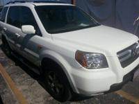 This 2008 Honda Pilot 2WD 4dr EX-L w/Navi is offered to