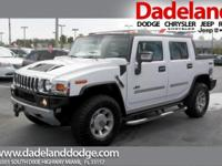 This 2008 HUMMER H2 SUT is offered to you for sale by