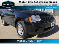 This is one great Jeep Grand Cherokee.  Are you hunting