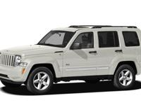 Check out this gently-used 2008 Jeep Liberty we