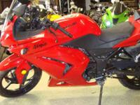 2008 Kawasaki Ninja 250R Great starter bike Comes with