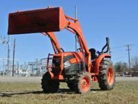 Specifications and Features: 34hp Kubota Diesel Engine