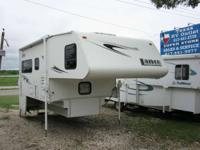 2008 Lance 1055 Lance 1055 Truck Camper From start to