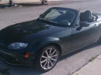 2008 Mazda MX-5 Miata Touring Edition PRHT. Highland