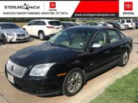 We are excited to offer this 2008 Mercury Sable. This