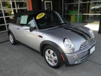 CARFAX 1-Owner, LOW MILES - 30,909! Convertible trim.