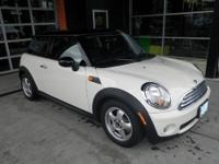 Cooper Hardtop trim. GREAT MILES 55,573! EPA 37 MPG