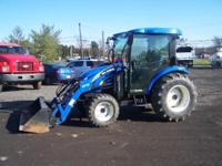 2008 New Holland Agriculture Boomer Compact - T2320