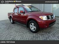 This exceptional example of a 2008 Nissan Frontier SE
