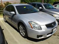 This exceptional example of a 2008 Nissan Maxima 4dr