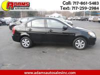*LOW MILES* This 2008 Nissan Sentra sedan is a must