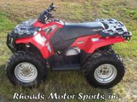 2008 Polaris Sportsman 400 4X4 with 2,300 Miles This