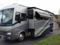 2008 Fleetwood Southwind 32Vs In Immaculate Condition.