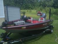 I HAVE A 08 STRATOS 275 XL WITH A YAMAHA 115HP MOTOR