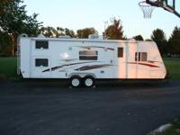 2008 Surveyor by Forest River. camper is 29' long with