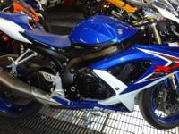 2008 Suzuki GSX-R600 TAKE YOUR GSXR HOME TODAY !! FORK